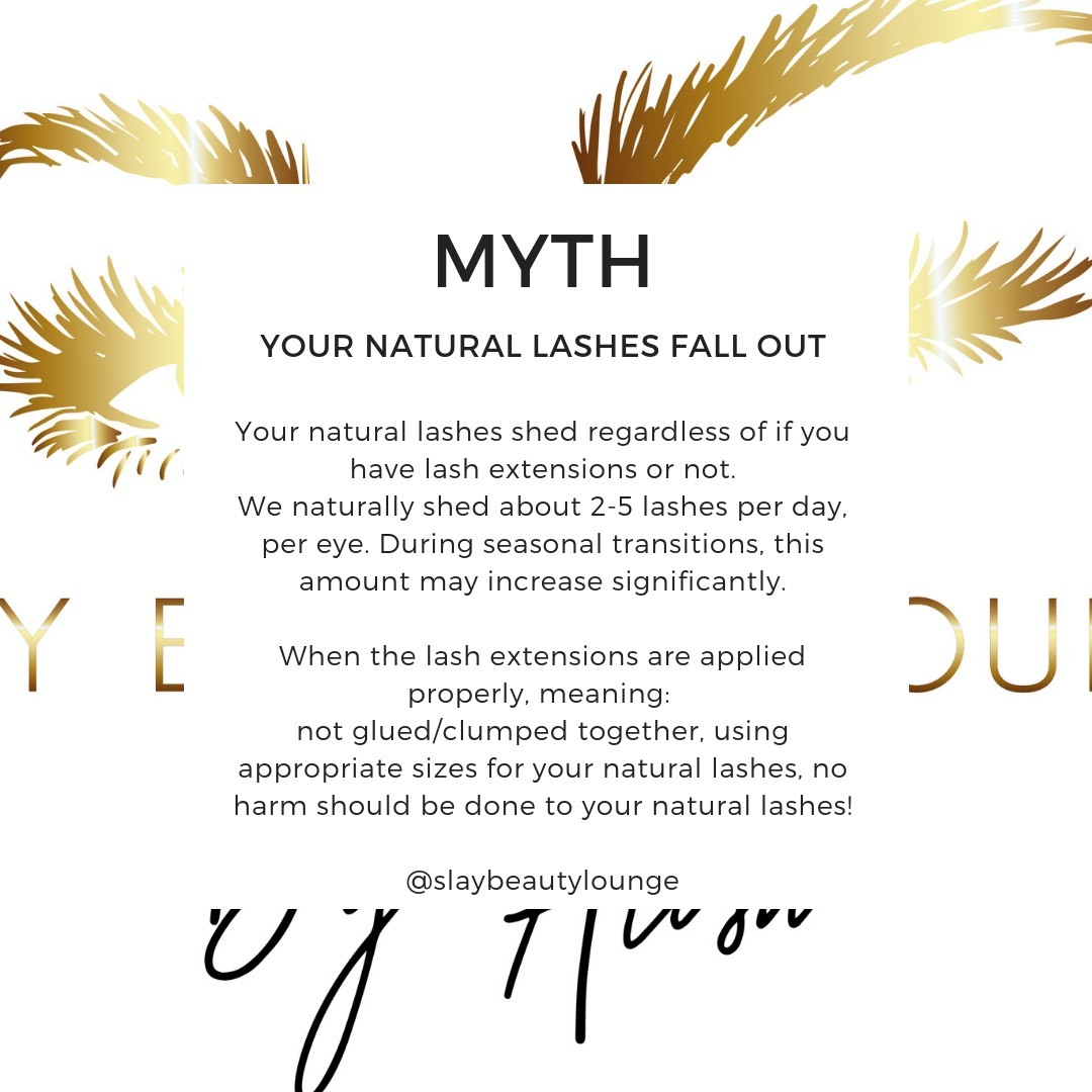 Do Lashes Damage My Natural Lashes?
